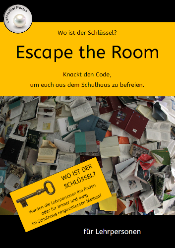 Escape Room LP T