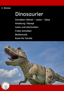 MP Dinosaurier T