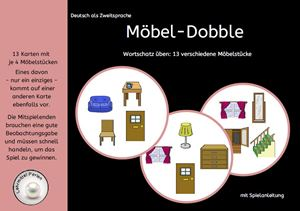 Dobble Moebel 13 T