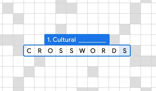 CulturalCrosswords