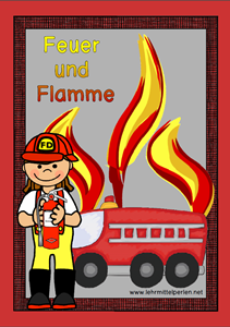 Feuer rot T