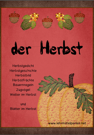 Herbst rot T