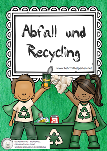 Abfall Recycling 2020 T1