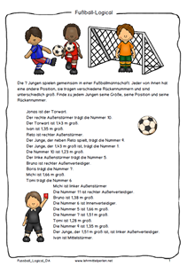 Fussball Logical