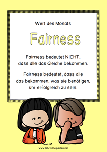 Werte Fairness T
