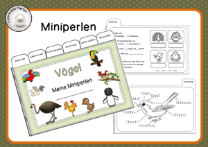 Miniperlen Voegel T