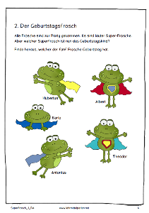 Superfrosch 1 1