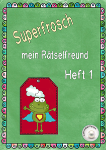 Superfrosch 1 T