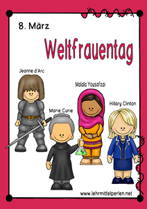 Weltfrauentag T