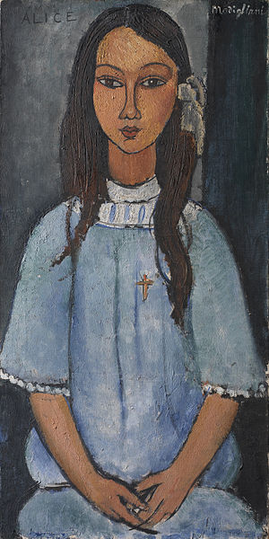 Alice Amedeo Modigliani