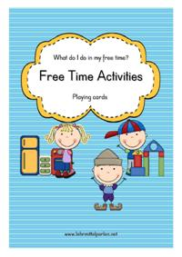 Free time activities1