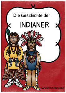 Indianer rot T